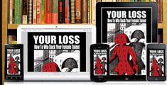 Our Book – Your Loss